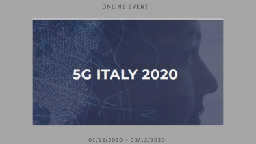"""5G Italy event 2020: """"5G Italy and the Recovery Fund"""""""