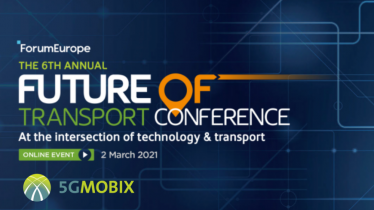 5G-MOBIX at the 6th Future of Transport conference
