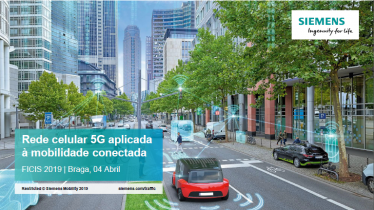 5G network applied to connected mobility