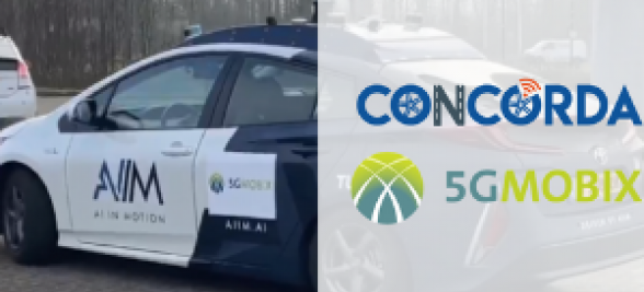 Helmond hosts 5G demonstration in autonomous driving and ITS