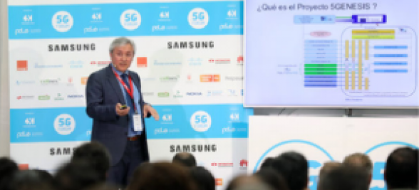 Las pruebas 5G más punteras, en el 5G Forum de Málaga
