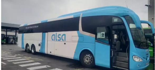 Alsa participa en un proyecto europeo de tecnología 5G en pruebas para mejorar la movilidad