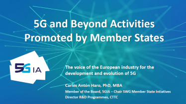 5G and Beyond: Activities Promoted by Member States