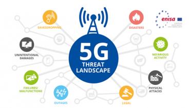 ENISA publishes threat landscape of 5G networks