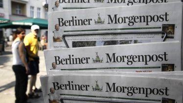 Berliner Morgenpost: 5G MOBIX for smarter streets in Berlin