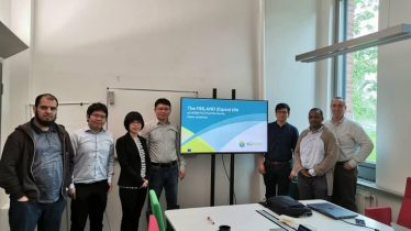 5G-MOBIX Finland and China trial sites coordinate their activities
