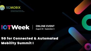 5G-MOBIX at the IoT Week 2021