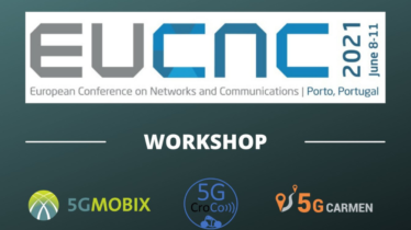 5G-MOBIX, 5G-CARMEN and 5GCroCo to present 5G for CCAM for Cross-Border Corridors at EuCNC conference in June