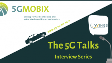 The 5G TALKS - Episode 1: WINGS and CCAM